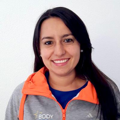 Physiotherapeutin Lina Malec